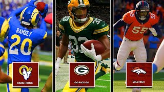 Madden 22 - EVERY Homefield Advantage & Gameday Factor Reveal!