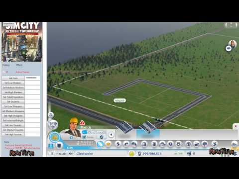SimCity 5 Cities Of Tomorrow Offline Trainer +13