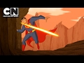 Justice League Action | Solar Battery | Cartoon Network