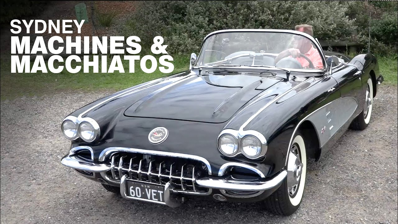 Sydney Machines & Macchiatos: Classic Restos - Series 46