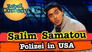 Salim Samatou – Polizei: Deutschland vs. USA