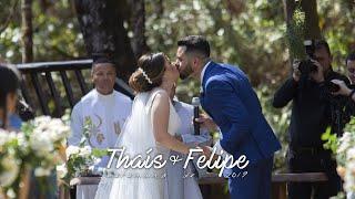 Trailer: Casamento Thais + Felipe