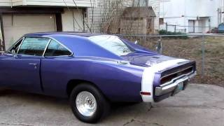 70 Charger walk around 493 stroker