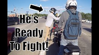 Grom Adventures Ep. 12 - Calm down dude! | Horrible Drivers | ICC Pre Meet
