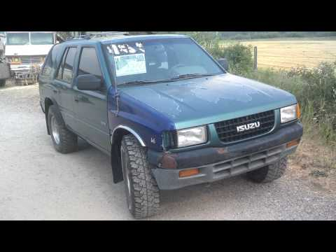 Isuzu rodeo 4×4 for sale Missoula montana $1200