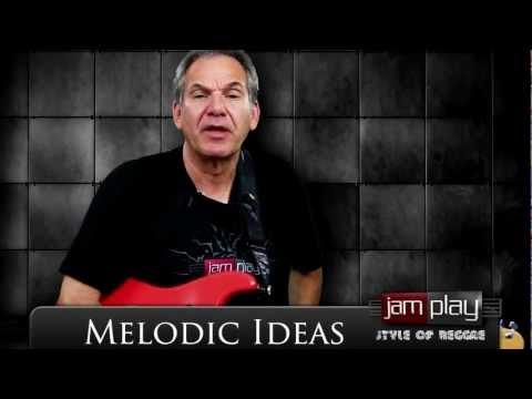 Reggae Guitar Lesson - Melodic Ideas