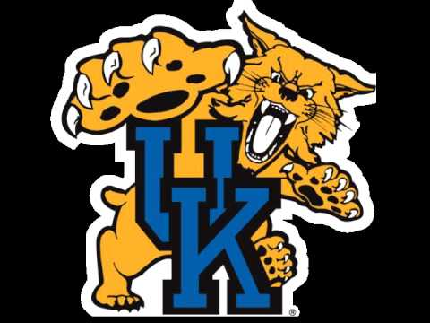 university of kentucky wildcats fight song youtube