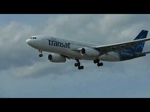 Toronto Pearson YYZ early April 2017