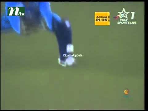 Virat Kohli Abused Umpire 2016 Asia Cup