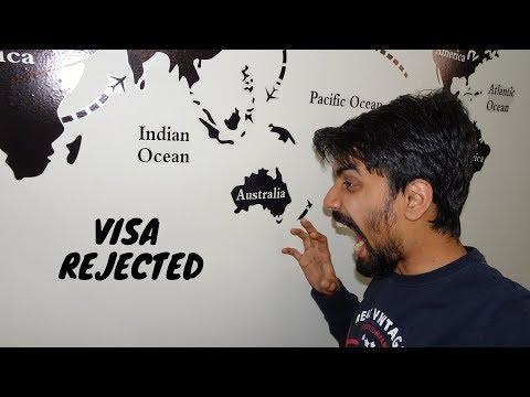 My Australia VISA Rejected? Refusal Letter
