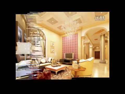 connie Faux 3D Leather Carved Wall Ceiling Tile Panel - YouTube
