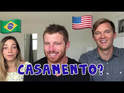 Casamento entre Brasileiras e Americanos da certo? Família Jones