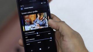 Lumia 550 Tips and Tricks