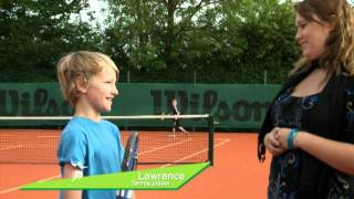 Sports at the Games - Tennis