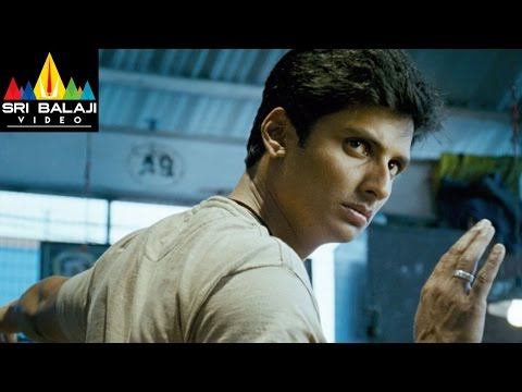 Mask Telugu Movie Part 3/13 | Jiiva, Pooja Hegde, Narain | Sri Balaji Video