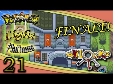 FINALE - Pokémon Light Platinum Unlocke - Ep 21 - Ashes To Ashes