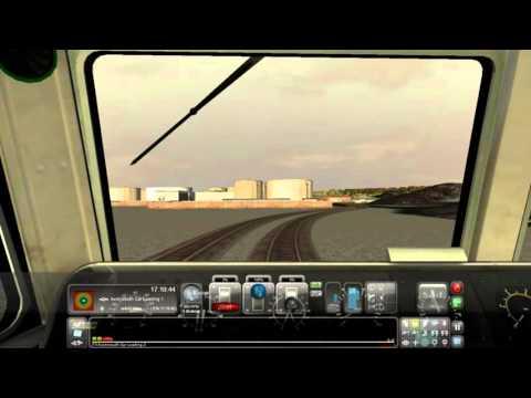 Train Simulator 2016 - Dockside shunting - Western Mainlines