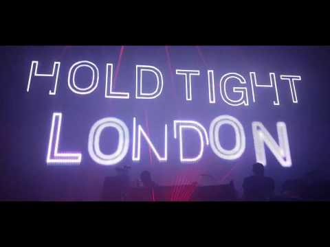 The Chemical Brothers - Hold Tight London/Wide Open/The Private Psychedelic Reel,live London 2016