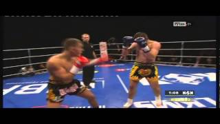 Bartosz Botwina(PL) vs Ignas Barysas(LT) Bushido Hero