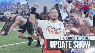Update Show: 2018 Games - Men's Recap