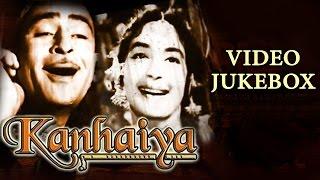 Kanhaiya (1959) - All Songs Jukebox - Raj Kapoor & Nutan - Evergreen Songs by Shankar Jaikishan