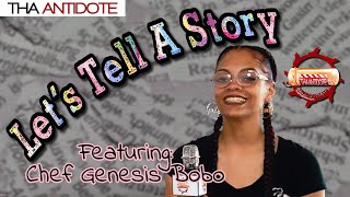 Let's Tell A Story with Drea Kay - Genesis Bobo
