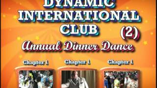 GHANA CLUB. DYNAMIC INTERNATION PARTY.