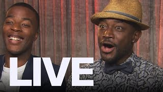 Taye Diggs Reacts To Drake's 'In My Feelings' + James Barker Band In Studio | ET Canada LIVE