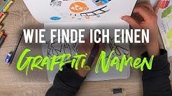 Graffiti lernen - Wie finde ich einen GRAFFITI NAMEN | Shein12