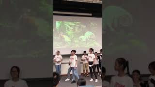 Publication Date: 2018-09-14 | Video Title: English WeCan 畢業禮