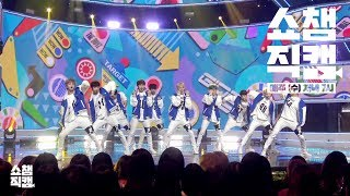 (Show Champion close up 79) THE BOYZ_GIDDY UP Close Up ver.