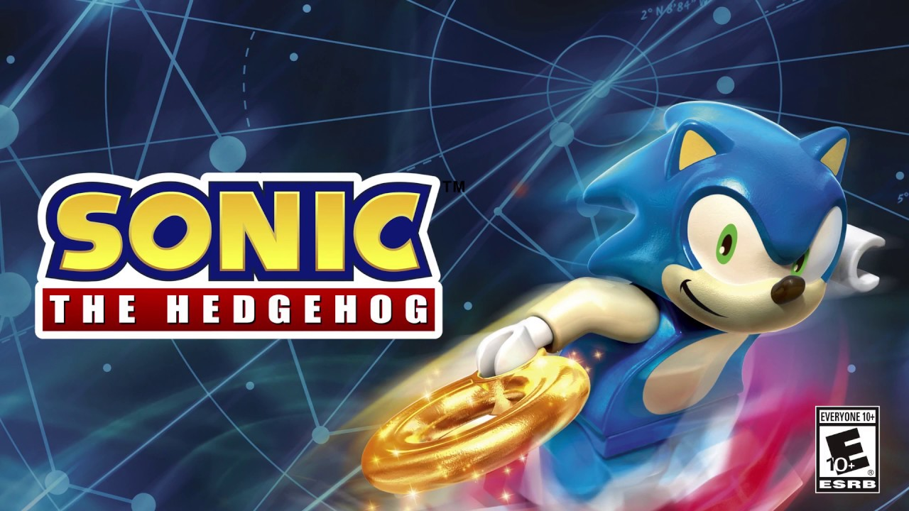 Lego Dimensions Sonic Spotlight Youtube