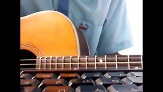 vì sao trong lòng tôi- guitar cover