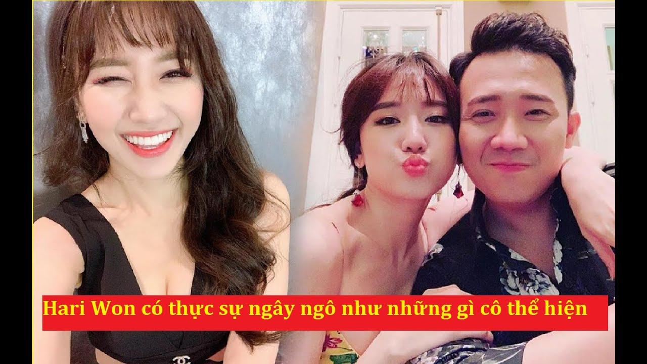 Hari Won chia sẻ công khai bí kíp giữ lử'a hôn nhân bền chặt thu hút sự quan tâm khán giả