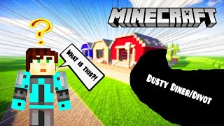 Minecraft Avengers Roleplay Episode 9. Dusty Dinner Really?!  W/ Peter Parker/ SpikedPurez