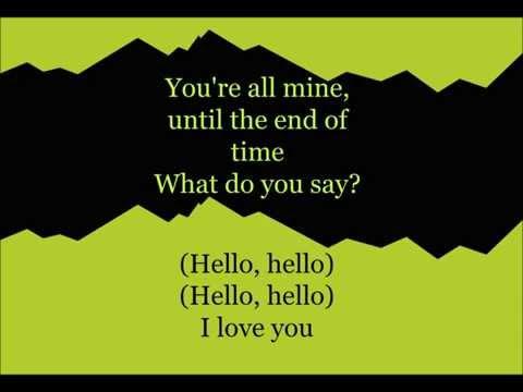 Hello, I Love You -  Adore Delano