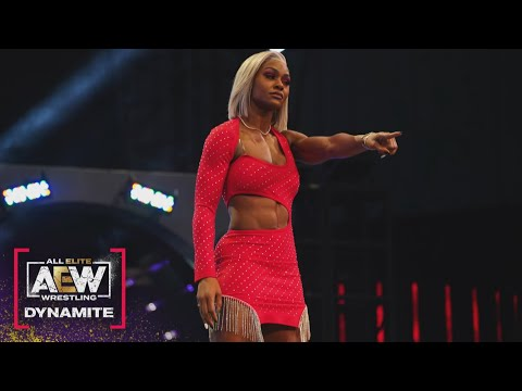 Did Jade Cost Cody the Match? | AEW Dynamite, 1/20/21