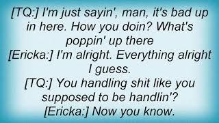 Tq - When I Get Out Lyrics