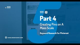 Pinterest for Business Master Course Part 4  Creating Pins on a Mass Scale