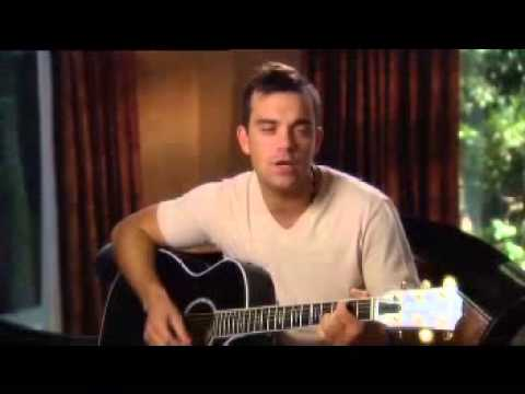 Robbie Williams - Nan's Song (live)