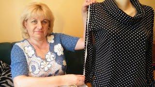 ПОСТРОЕНИЕ ВЫКРОЙКИ ЧЕРТЕЖА СПИНКИ ДЛЯ ВЯЗАННЫХ И ТРИКОТАЖНЫХ ИЗДЕЛИЙ / building knitting patterns