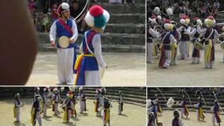 Part 3 - MinSokChun Folk Village korea.wmv