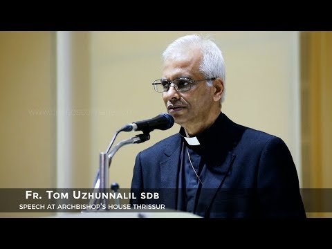 FR. TOM UZHUNNALIL SDB  SPEECH ABOUT YEMEN LIFE