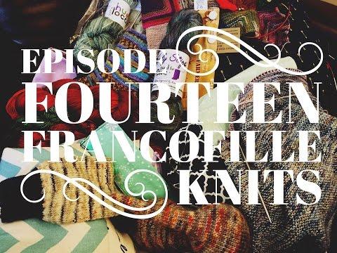 francofille knits Episode 14: Origami Knitting Magic