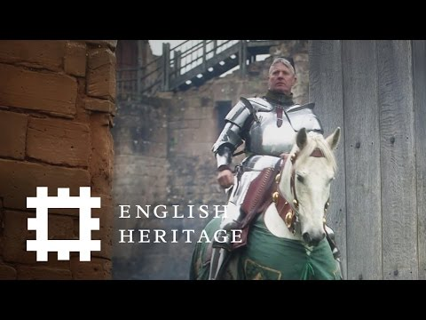 How To Joust Like A Medieval Knight