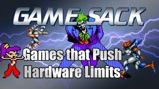 Game Sack - Games that Push Hardware Limits