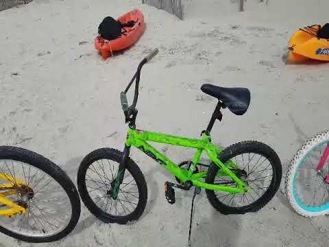 Sandlappers Beach Supplies Bike Rentals