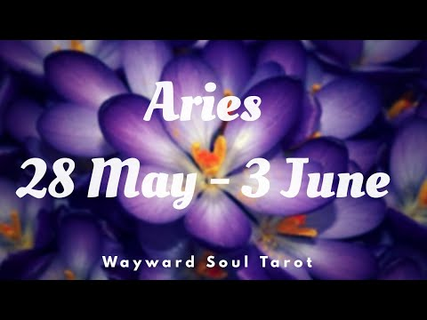 ♈Aries - Second chance at love!💖 May 28 Love, Work & Money Reading
