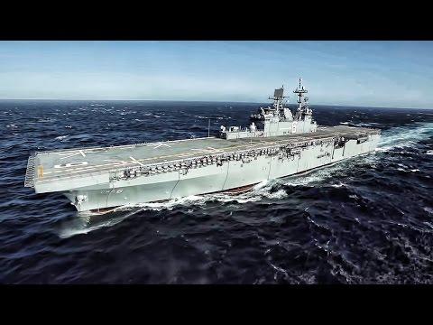 New Amphibious Assault Ship • USS America (LHA 6)