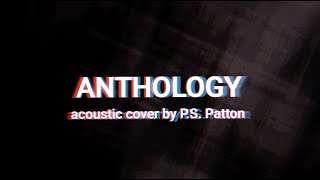 Anthology - Thrice Cover - P.S. Patton